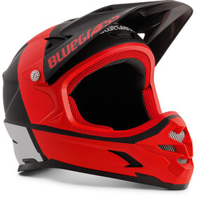 bluegrass Intox Casque, black/red/white